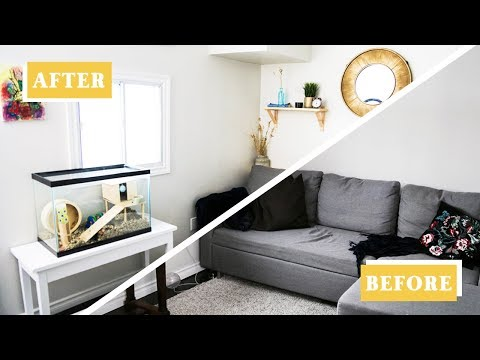 10+ Easy Hacks to make a Small Space feel BIG