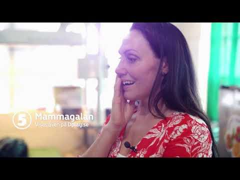 Mammagalan 2018 - Kanal 5, mors dag kl 20