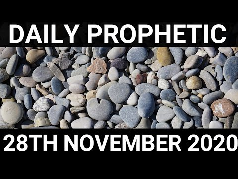 Daily Prophetic 28 November 2020 10 of 12