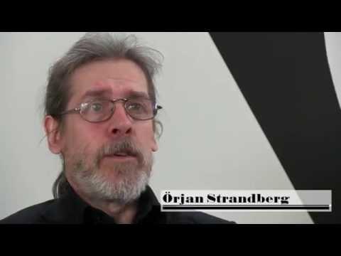 Örjan Strandberg tilldelas Stims Atterbergspris