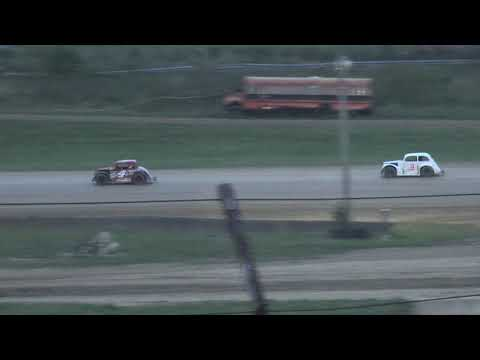 Brushcreek Motorsports Complex | 9/4/21 | Ohio Valley Legend Cars | Feature - dirt track racing video image
