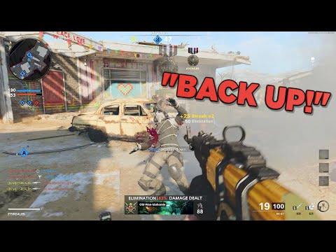 INTENSE  ONLINE  CALL OF DUTY: BLACK OPS COLD WAR  NUKETOWN GAMEPLAY