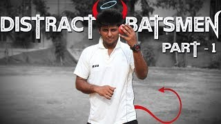3 Simple Tricks To Distract Batsmen | Nothing But Cricket