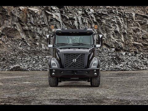 Volvo Trucks - The new Volvo VNX - Exterior Walkaround
