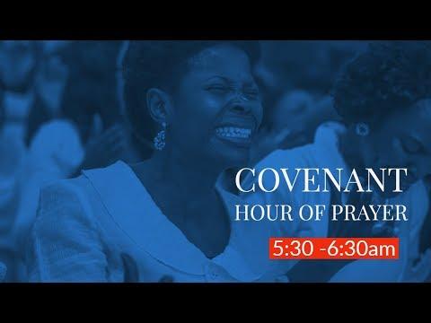 DOMI STREAM: COVENANT HOUR OF PRAYER  12TH JUNE 2019