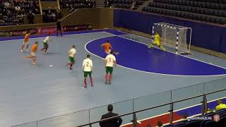 FIFA Futsal World Cup / Lithuania 2020 - Preliminary Round / Group G - Netherlands 6x1 Bulgaria