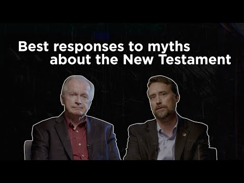 Carson and Kruger  Persistent Myths about the New Testament
