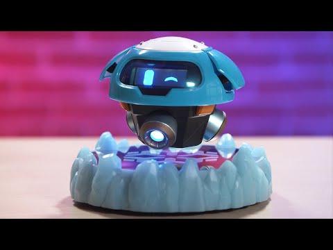 Overwatch Magnetic Levitating Snowball Unboxing - UCKy1dAqELo0zrOtPkf0eTMw