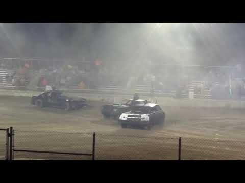 USA Figure Eight Championship 2018 (RWD cars) Heat 6 (Munger,Michigan)