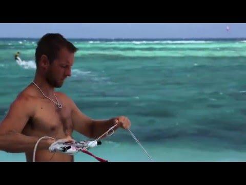 Le kite surf à l'Ile Maurice