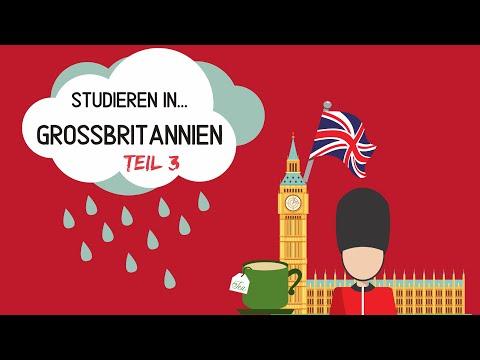 Studieren in Großbritannien (Teil 3): Finanzierung