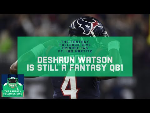 Deshaun Watson is Still a Fantasy QB1 in 2020 | Fantasy Football Podcast