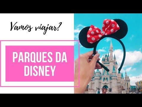 Primeira vez na Disney: Magic Kingdom e Animal Kingdom | Dicas de Viagem