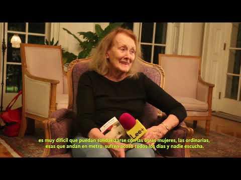 Vidéo de Annie Ernaux