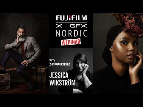 Jessica Wikström - FUJIFILM Nordic Webinar