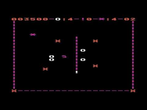 Cross Chase for Atari computers