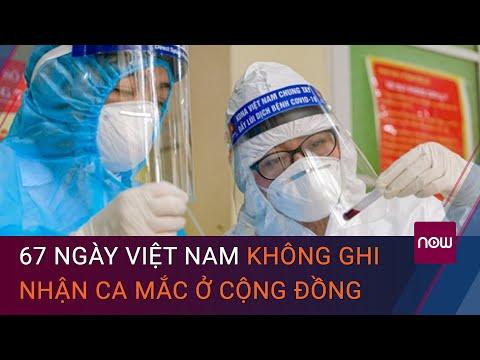 [Trực tiếp] Dịch Covid-19 hôm nay 8/11: 67 ngày Việt Nam không ghi nhận ca mắc ở cộng đồng   VTC Now