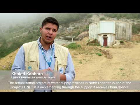 Lebanon: increasing access to water in the Bekaa and North Lebanon