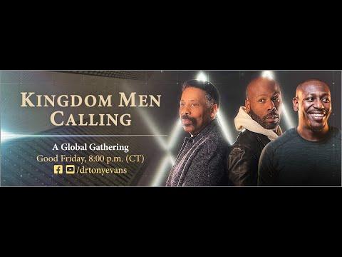 Calling ALL Kingdom Men - Good Friday Online Event