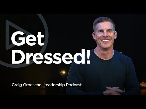 Leading from Home - Craig Groeschel Leadership Podcast