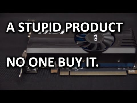 Low End Video Cards Rant & Radeon R7 240 Unboxing & Review - UCXuqSBlHAE6Xw-yeJA0Tunw