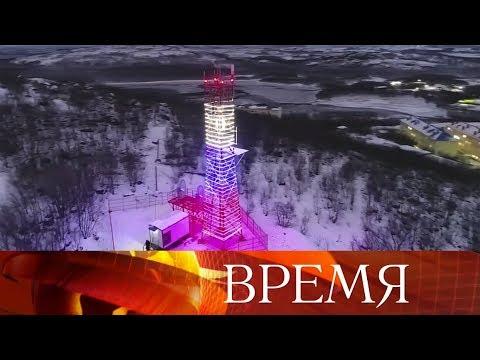 В России создана крупнейшая в мире сеть цифрового вещания. photo