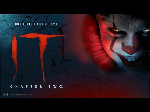 IT Chapter 2 Collection | Hot Topic - UCTEq5A8x1dZwt5SEYEN58Uw
