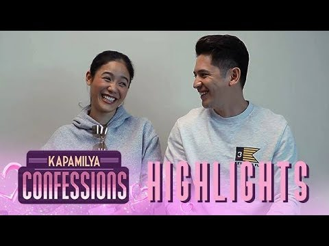 Kapamilya Confessions Highlight: Ritz and Ahron take the 'First and Last Questions Challenge'