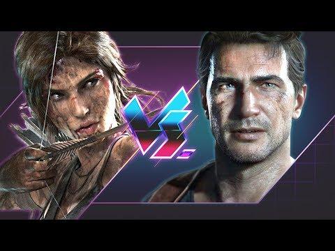 Tomb Raider Vs. Uncharted | Versus - UCbu2SsF-Or3Rsn3NxqODImw