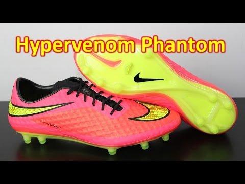 Nike Hypervenom Phantom Hyper Punch WC 2014 - Unboxing + On Feet - UCUU3lMXc6iDrQw4eZen8COQ