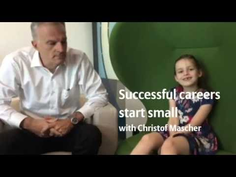 Successful Careers Start Small