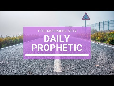 Daily Prophetic 21 November Word 4