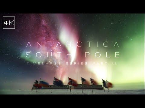 SOUTH POLE   NIGHT IN ANTARCTICA III