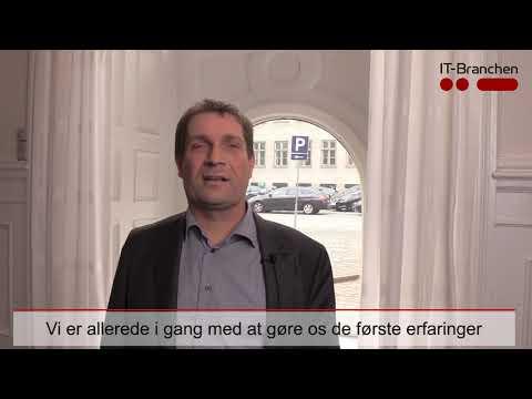 Christian Lunding fra SKI om dynamiske indkøbssystemer