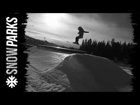 SkiStar Snow Parks Trysil, Blue