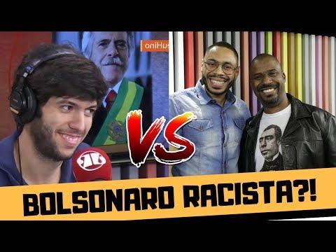 ÓBVIO QUE BOLSONARO É RACISTA, CAIO COPPOLLA!