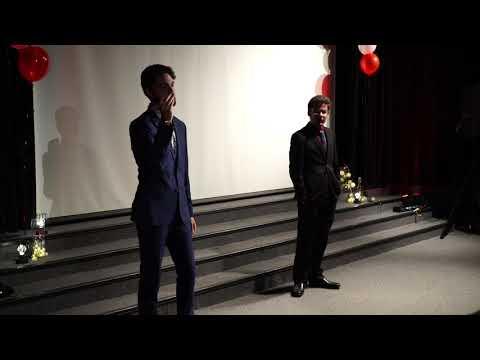 The Theatrics of Love  | Sebastian Gomez & Sam Crete | TEDxUNBSaintJohn