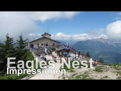 Berchtesgaden / Busfahrt zum Kehlsteinhaus - Eagles Nest , 200 km  mit Weitblick über das Tal - UCNWVhopT5VjgRdDspxW2IYQ