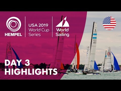 Day 3 Highlights | Hempel World Cup Series Miami 2019