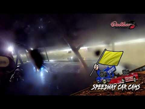 #11 Denver Howard - Usra Modifed - 10-16-2021 Outlaw Motor Speedway - In Car Camera - dirt track racing video image