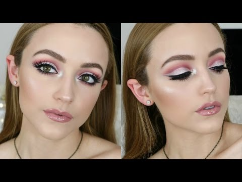 EASY Cut Crease Makeup Tutorial