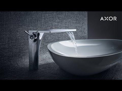 AXOR Massaud | Органичный дизайн ванной