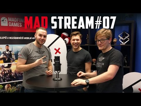 New Studio, Old Faces | MADstream