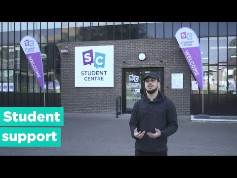 Student support | #DiscoverBrunel