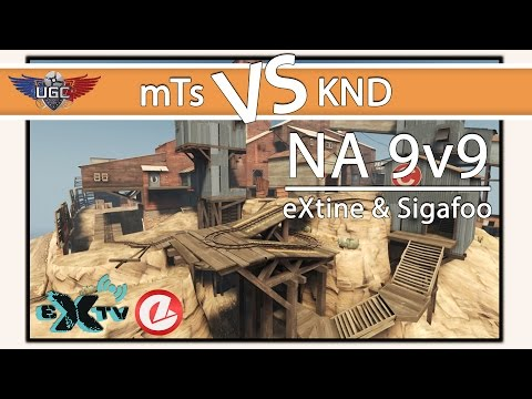 eXtv/EVLTV Live: UGC Plat S16 Week 9 - mTs vs KND