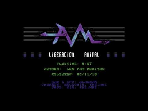 Los Pat Moritas - Liberación animal (C64 music)
