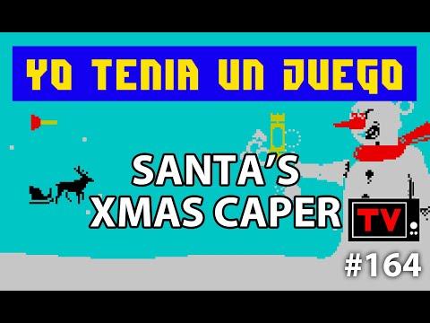 Yo Tenía Un Juego TV #164 - Santa's Xmas Caper (ZX Spectrum)