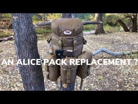 New Field Pack Review - The Matilda Pack by Helikon-Tex