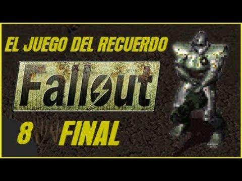FALLOUT 1 / #8 FINAL / ESPAÑOL