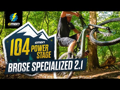 How Fast Is The Specialized Turbo 2.1 Brose S Mag E Bike Motor?   EMBN's 104 Hill Climb Challenge